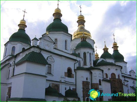 Wat te doen in Kiev?