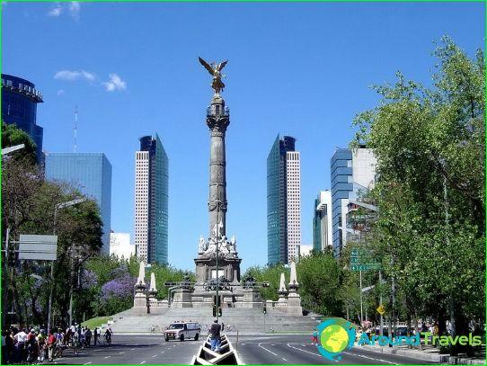 مكان للاسترخاء في المكسيك