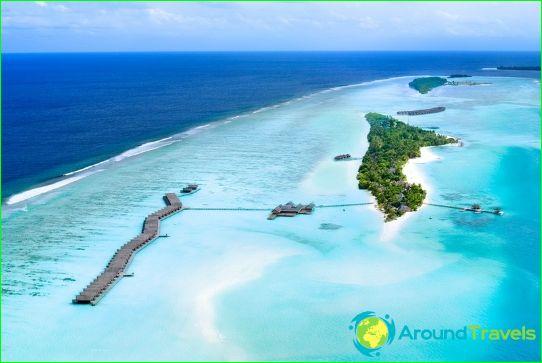 Waar te ontspannen op de Malediven