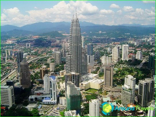 Waar te ontspannen in Maleisië