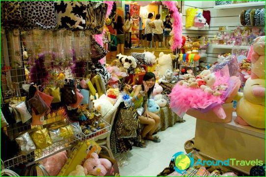 Shopping en Malaisie
