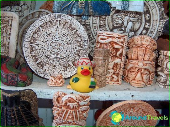 Shopping au Mexique