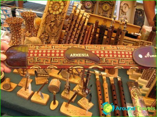 Ostokset Armeniassa
