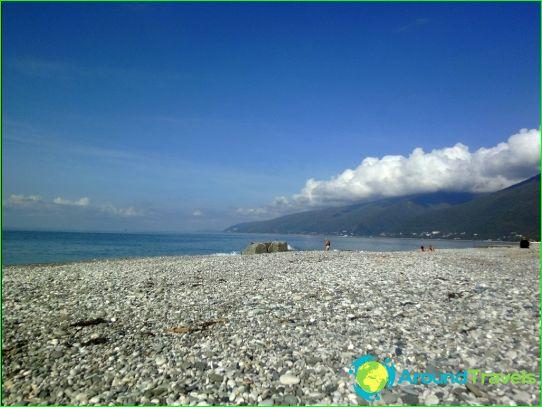 شواطئ في غاغرا