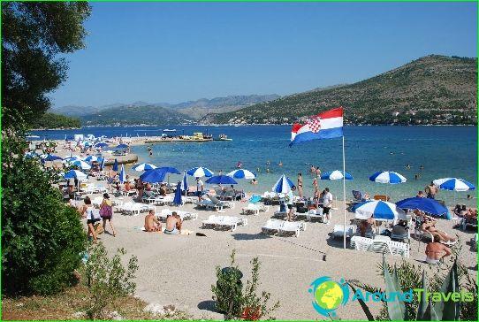 شواطئ دوبروفنيك