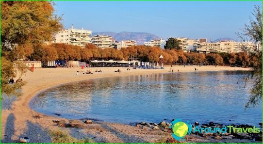 Ateenan rannat