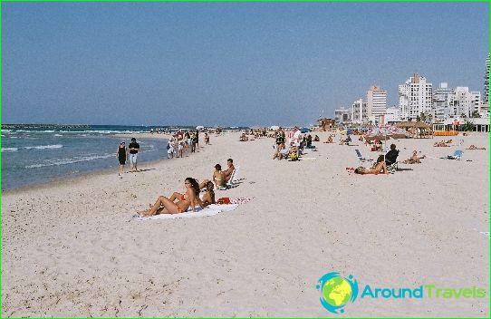 Tel Avivin rannat