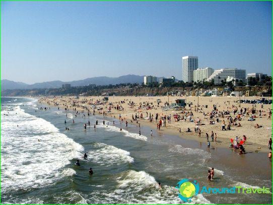 Плажове в Лос Анджелис