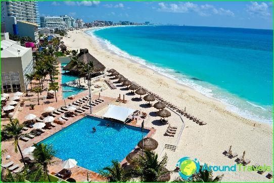 Плажове в Канкун