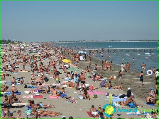 Venetië stranden