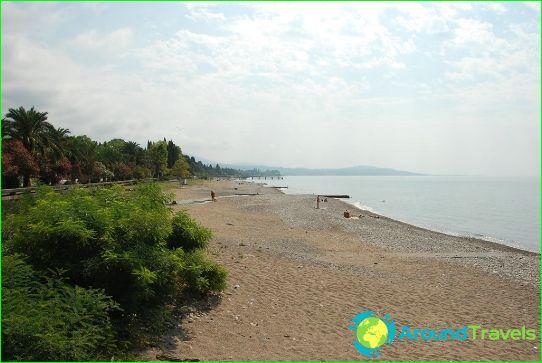 Плажове в Нов Атон