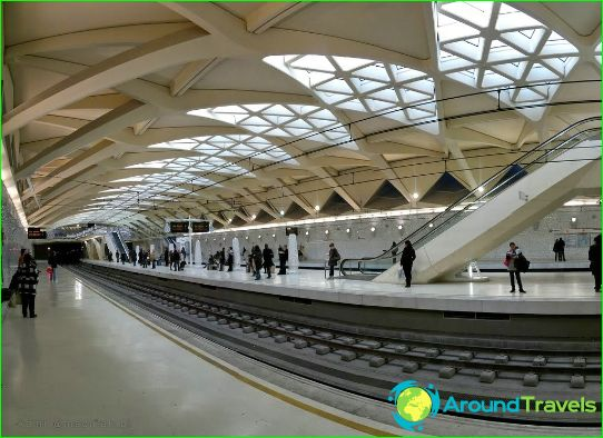 Metro Valencia: schema, foto, beschrijving