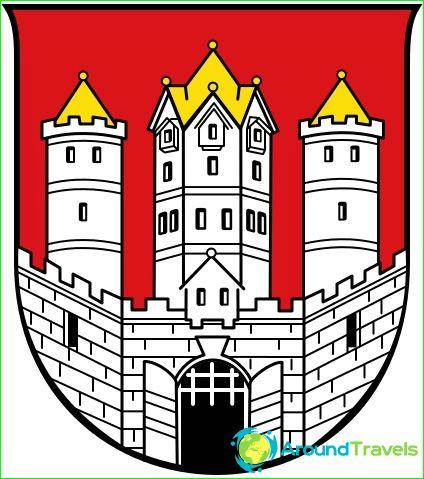 Salzburgin vaakuna