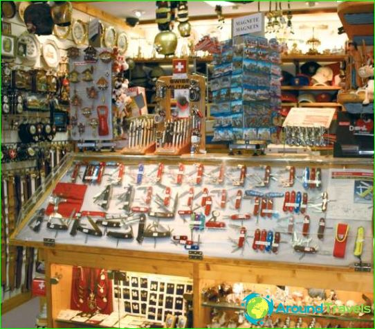 Магазини и бутици на Цюрих