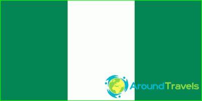 Знаме на Нигерия