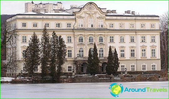 Leopoldskronin palatsi