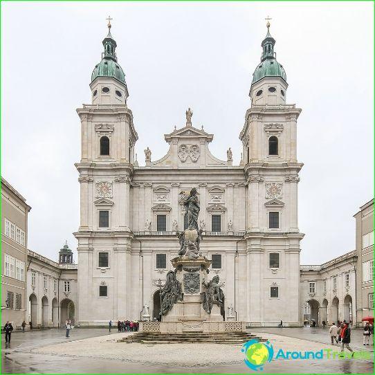 Salzburgin katedraali