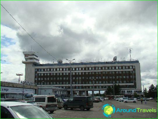 Летище в Хабаровск