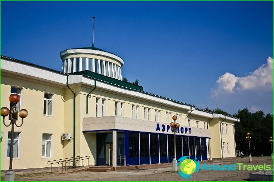 Lentokenttä Saratov