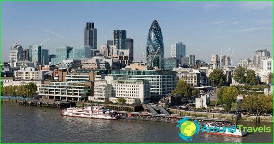 لندن - عاصمة المملكة المتحدة