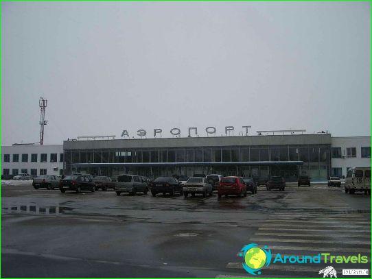 Lentokenttä Nižni Novgorod