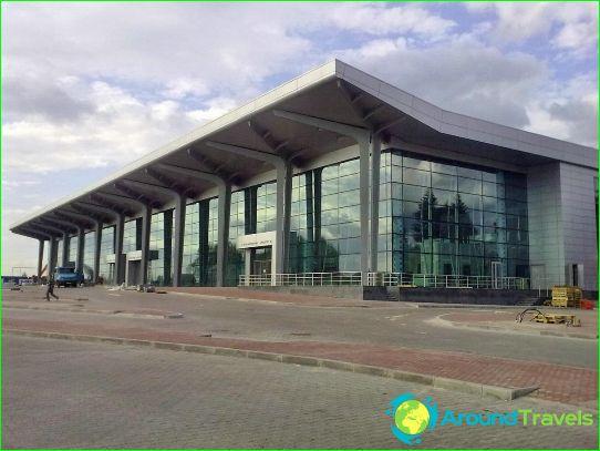 Lentokenttä Kharkov