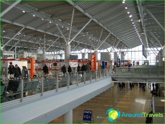Lentokenttä Varsova