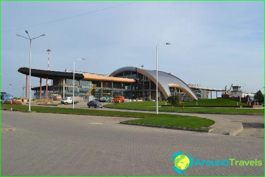 Luchthaven in Belgorod