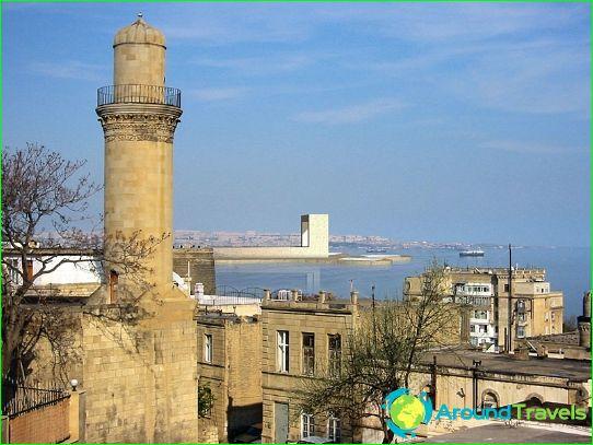 Mitä tehdä Baku?
