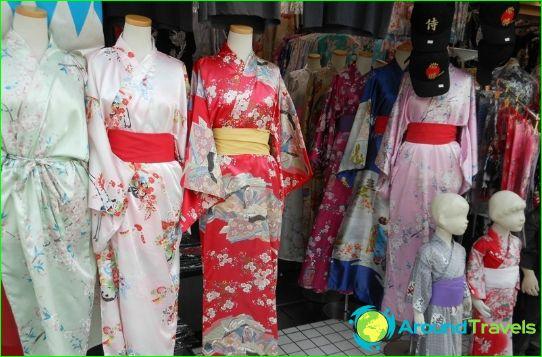 Ostokset Japanissa