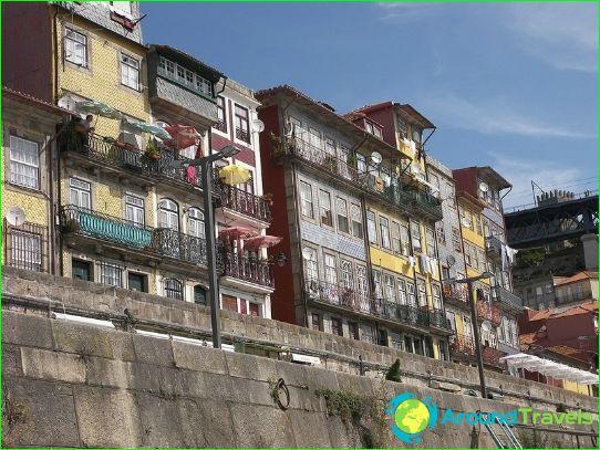 Какво да правим в Порто?