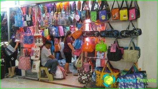 Ostokset Filippiineillä