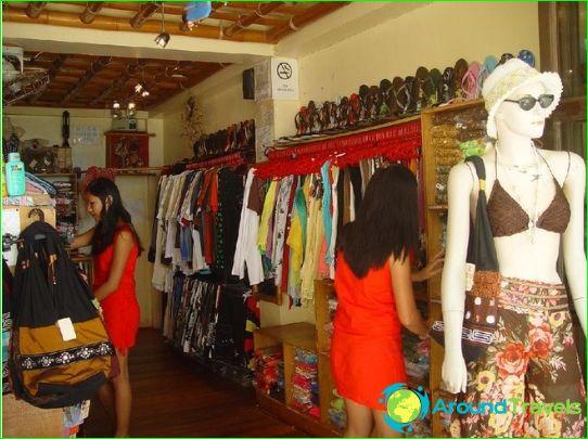 التسوق في الفلبين