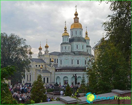 Wat te doen in Kharkov?