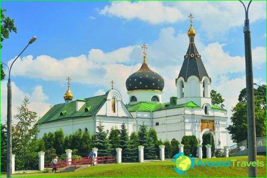 Mitä tehdä Minskissä?