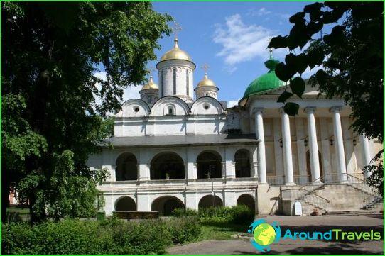 Mitä tehdä Jaroslavlissa?