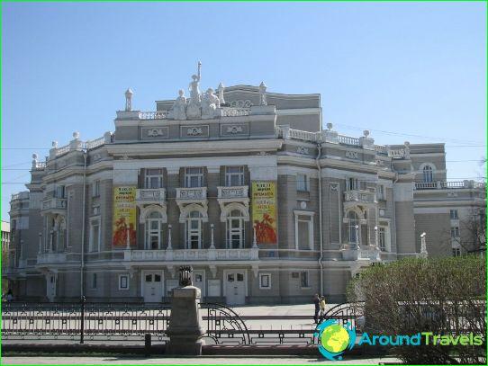 Wat te doen in Jekaterinenburg?