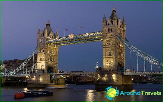 Mitä tehdä Lontoossa?