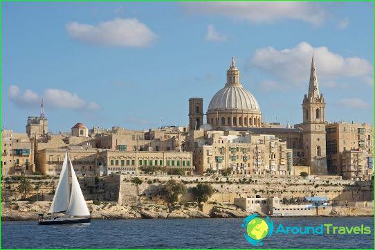 Waar te ontspannen op Malta