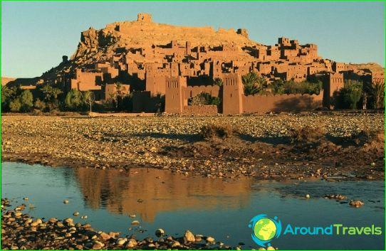 Waar te ontspannen in Marokko