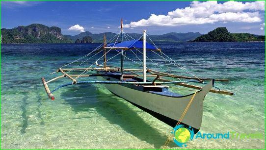 Waar te ontspannen in de Filippijnen