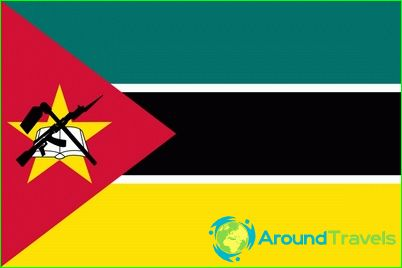 Знаме на Мозамбик