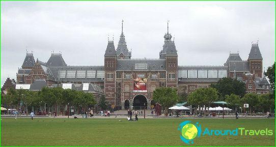 Mit tegyen Amszterdamban?