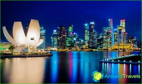 Mitä tehdä Singaporessa?