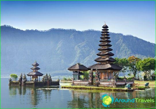Waar te ontspannen in Azië