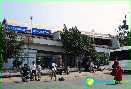 Aéroport de Goa
