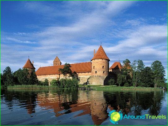 العطل في ليتوانيا في يوليو