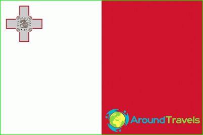 Maltan lippu