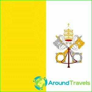 Знаме на ватикана