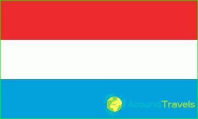 Luxemburgin lippu